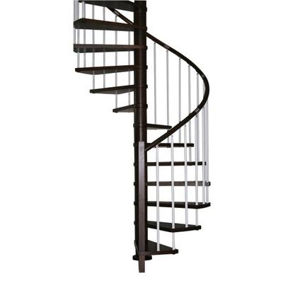 Točité schodisko KÔRY model Berlin 02 S 110 cm