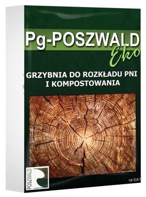 Pg POSZWALD эко Мицелий для распределение стволов деревьев