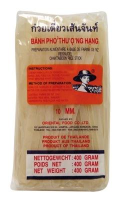 Рисовая лапша 10 мм - 400г - Тайский - Pad Thai