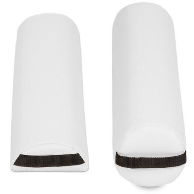 Zestaw wałków półrolka rolka masaż biały 402593