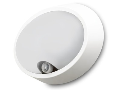 Osvetlenie vonkajšie - PLAFON lampa sufitowa z czujnikiem 12W IP65 A002