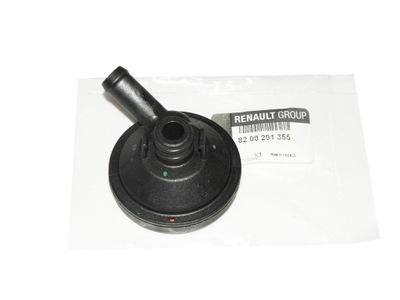 клапан маслоотделителя 8200291355 renault clio 3 2.0 16v f4r