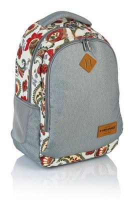 90fb234541e36 Plecak szkolny młodzieżowy HEAD do szkoły 7230004913 - Allegro.pl