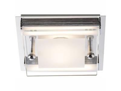 Svietidlá stropné svietidlá - Plafon Kinkiet PATRA 49402-1 6W LED GLOBO pr