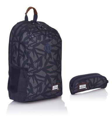 5404f91cc3951 Czarny plecak HEAD nowe plecaki na jedno ramię - 1245703122 ...