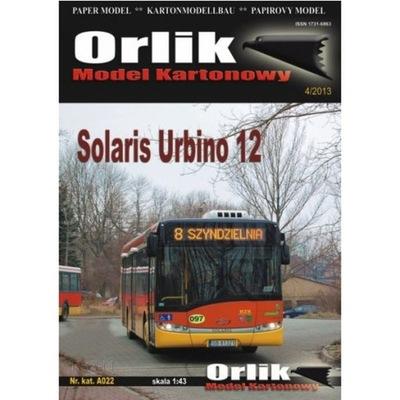 Орлик A022 - Автобус Солярис Урбино 12 1 :43