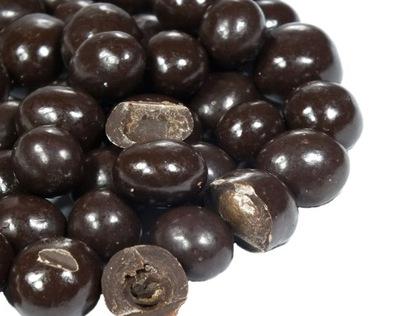 Жареные кофейные зерна в шоколаде 100 г