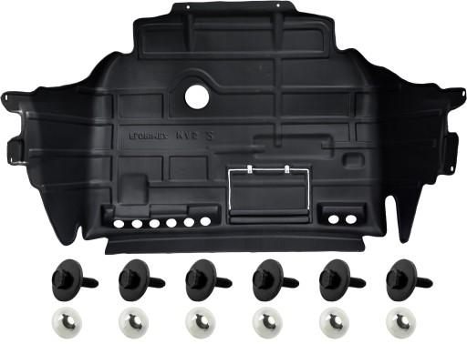 renault master ii opel movano 97-10 защита двигателя, фото