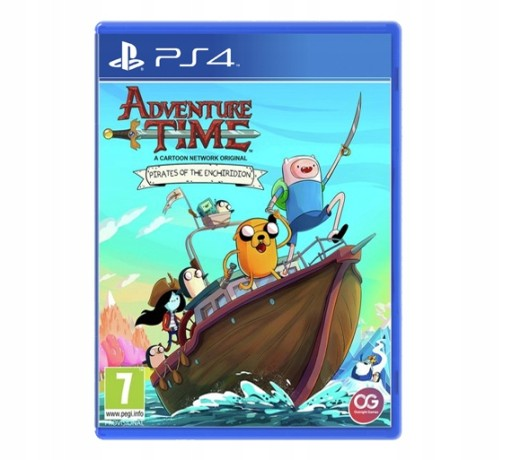 ADVENTURE TIME PIRATES OF THE ENCHIRIDION PS4 NOWA