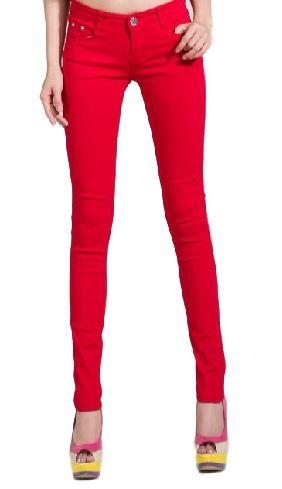 20aa9dbd Spodnie damskie rurki obcisłe kolorowe SEXY r. XS