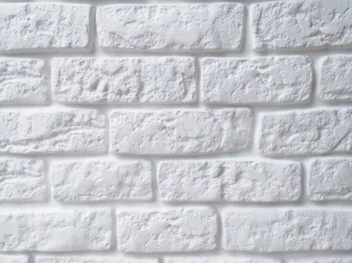 Stara Cegła Biała Płytki Gipsowe Z Fugą Panel 3d 6848646512