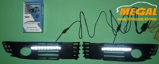 Lampy światła do jazdy dziennej VW Passat B5 01-05