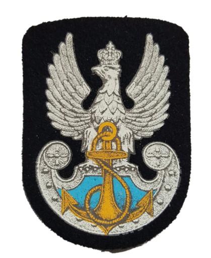 Godlo Na Beret Orzelek Marynarka Wojenna Sklep 6669541860 Allegro Pl