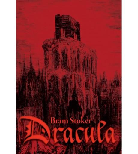 Bram Stoker - Dracula [NOWA] ZAFOLIOWANA