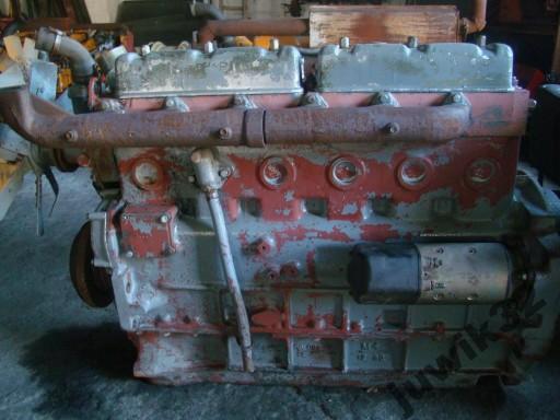 Silnik Ursus Zetor 6 Cylindrowy Nowy Typ Gniezno Allegro Pl