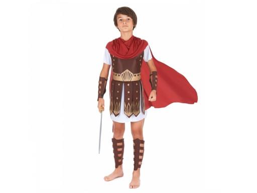 c1d9ceaa6d1545 Kostium dziecięcy Gladiator Strój 7622719624 - Allegro.pl
