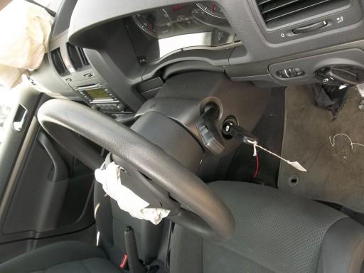 UZDEGIMO UZVEDIMO SPYNELE KOMPIUTERIS IMMO VW GOLF V 1,6FSI 04