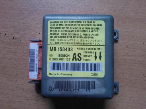 Mitsubishi Carisma 1.6 1997r. Sensor AIR BAG