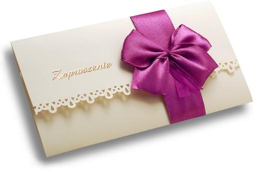 Zaproszenia ślub 18 Urodziny Osiemnastkę Jubileusz 6824706008