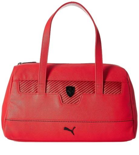 be2b55f4ef091 Torba Torebka Puma Scuderia Ferrari Ls Handbag 6835547500 Allegro Pl