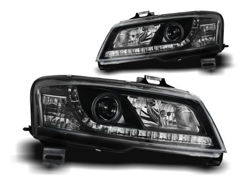 Lampy Fiat Stilo 01 08r Daylight Led Blk Sonar Knurow Gliwice Allegro Pl