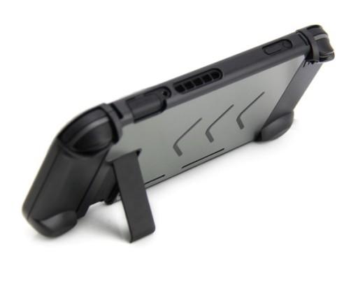 Armor case tworzywo+aluminium do Switch [GRAF]