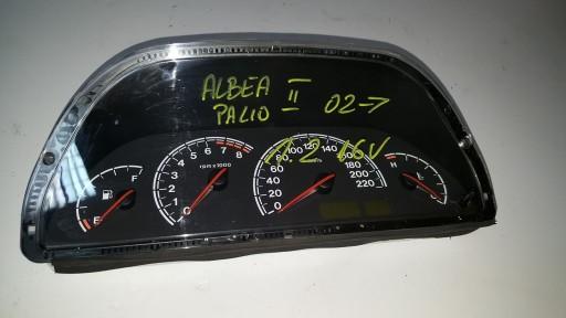FIAT PALIO ALBEA 1.2 02- KILOMETAR SAT 46828989