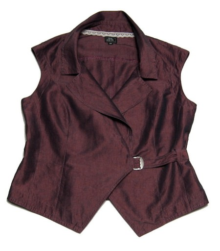 DK214 Elegancka bluzka żakiecik NAHLIK 46