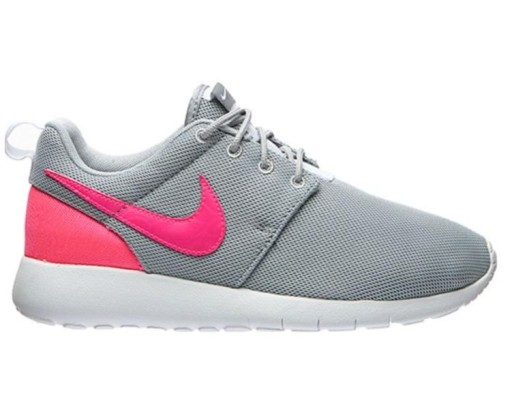 pretty nice c5cd2 f6ec5 Damskie Nike Roshe One 599729-012 szare-róż 36,5 6939310417 - Allegro.pl