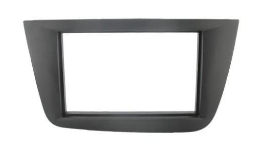 Ramka montażowa adapter radia 2DIN Seat Toledo 5P