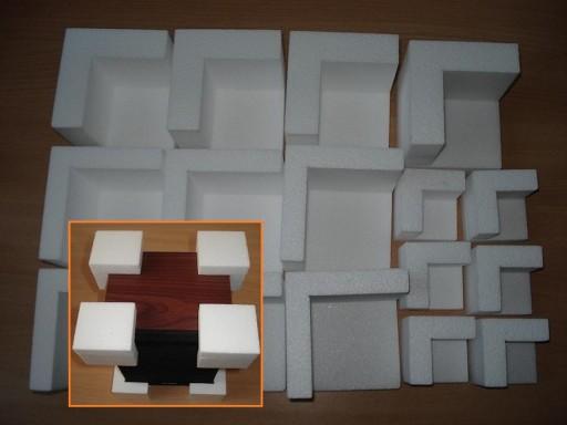 Kątowniki styropianowe listwa styropianowa 80mm