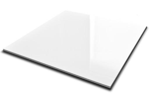 Gres Szkliwiony Biały 80x80 śnieżnobiały Ceral 6716894947