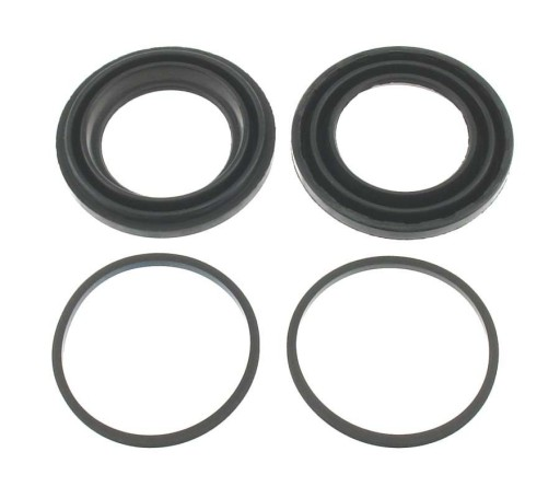 RUBBER CLAMP PISTONS Hummer H2 6.0 6.2 2003-2009