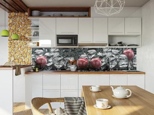 Panel Dekoracyjny Kostki Lodu Mdf Do Kuchni Poły