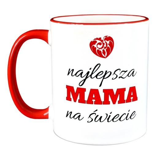 Kubek Prezent Dla Mamy Dzien Matki Urodziny 6190708588 Allegro Pl