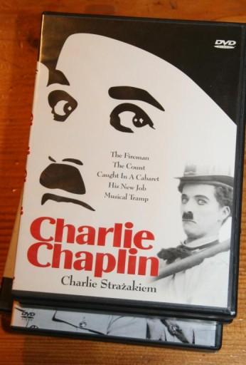 CHARLIE STRAŻAKIEM    DVD   CHAPLIN