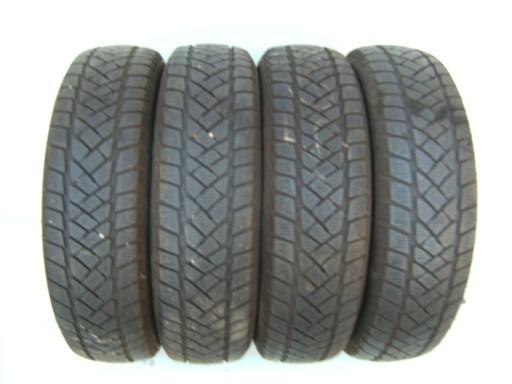 Opony Zimowe Dunlop 15565 R15 K179 7535929626 Allegropl