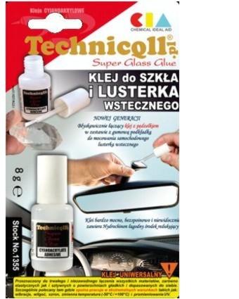 Klej Do Szkla I Lusterka Wstecznego Technicqll Wieruszow Allegro Pl