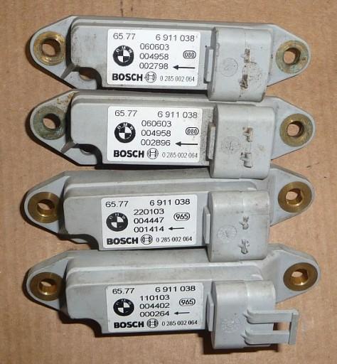 BMW E46 X5 E83 DAVIKLIS SMUGIO SONINES 6911038