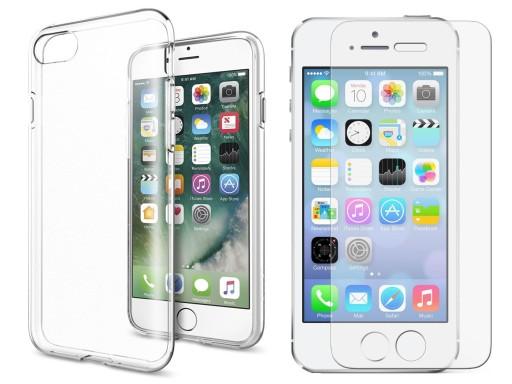 Etui Slim Szklo Hartowane Apple Iphone 7 8 Plus 7011229158 Sklep Internetowy Agd Rtv Telefony Laptopy Allegro Pl