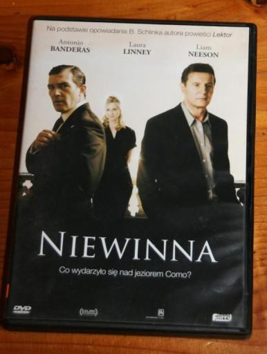 NIEWINNA       DVD