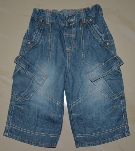 Marks&Spencer, spodenki jeansowe, rozm. 3-4l