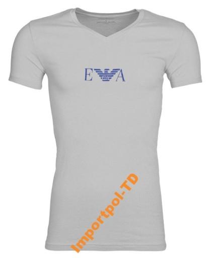 50fe43971 Emporio Armani V-neck koszulka t-shirt męski XL 7620410881 - Allegro.pl -  Więcej niż aukcje.