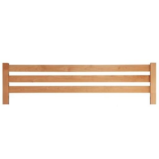 Barierka Ochronna Do łóżka Drewniana Zdejmowana