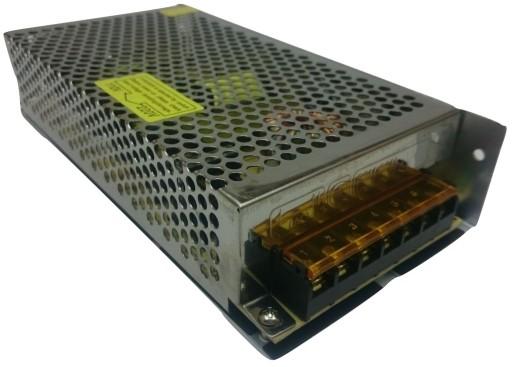 Zasilacz LED impulsowy INSTALACYJNY 15A 12V 180W