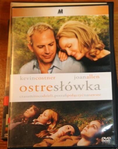 OSTRE SŁÓWKA      DVD
