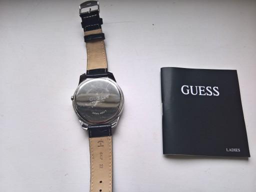 Zegarek GUESS damski, sprawny, stan BDB, Wa-wa
