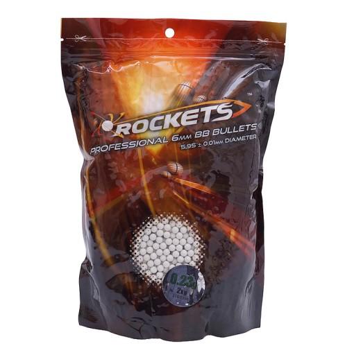 Kulki ROCKETS Professional - 0,23g - 2kg - 8700szt
