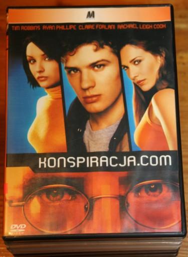 KONSPIRACJA COM       DVD