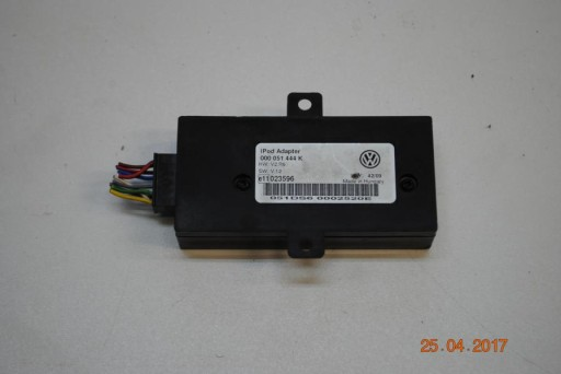 VW IPOD ADAPTERIS BOX 000051444K